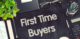 First time home buyers